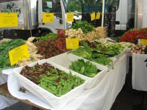 Green Market New York
