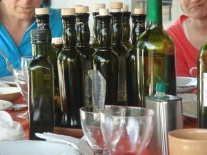zeci de feluri de ulei