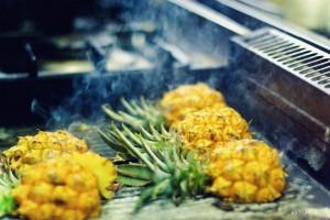 la prajit de ananas