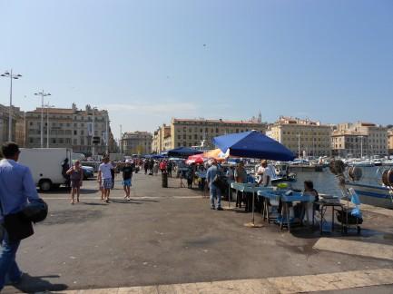 Piata de peste Marsilia