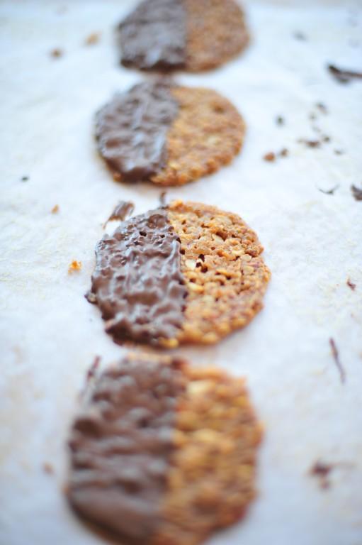 Cookies de migdale si ovaz