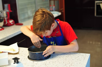 Being a foodie kid – concurs Electrolux