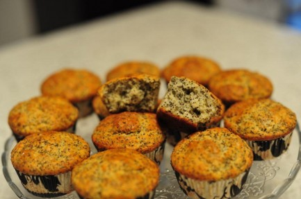 muffins mac foodie family