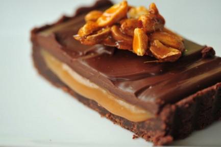 tarta ciocolata caramel sarat foodie family