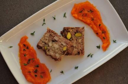 terina rustica porc foodie family
