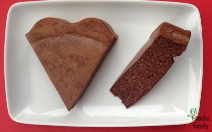 Prajitura proteica cu cacao