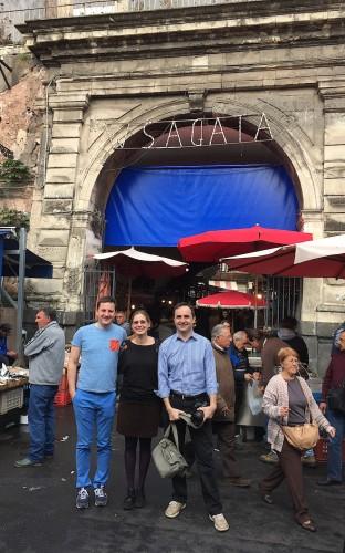Piata de peste Catania