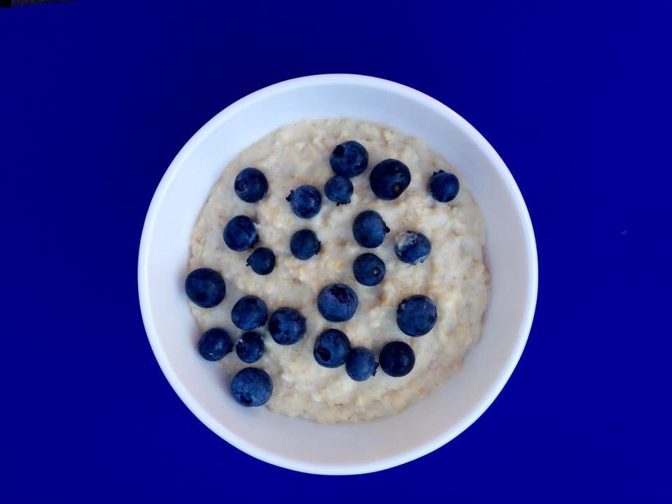 porridge proteic