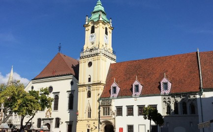 Piata Centrala Bratislava