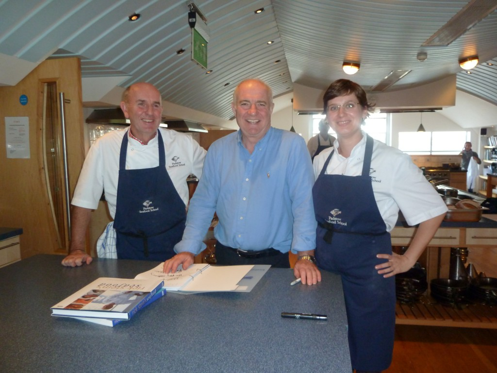Rick Stein and me