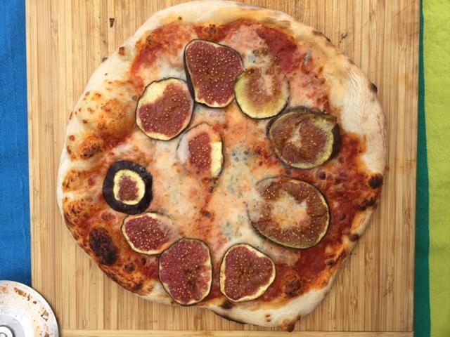 pizza smochine gorgonzola