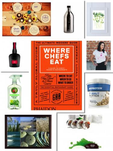 Ghidul cadourilor foodie 2015