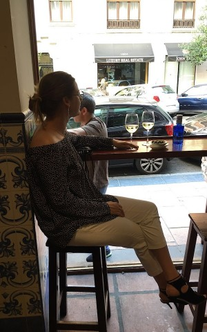 Foodie Family eats in Madrid