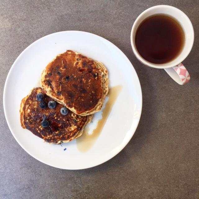 blueberriespancake
